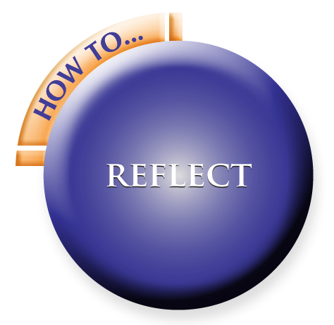 how to reflect